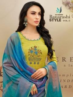 Banarasi Style 3