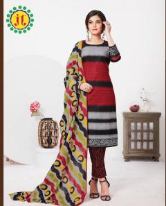 Jt Alia vol 15 Bandhani Dress Material in Surat