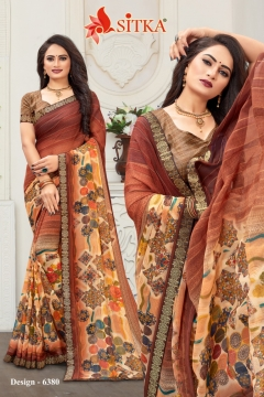 Sitka  by Ramya  vol 2 Regular Wear Sarees Collection