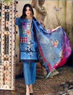Charizma Aniq By Shree Pakistani Salwar Suits Collection