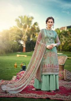 Zulfat Presents Hasrat Summer Dress Pure Cotton Dress Material