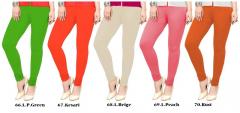 Comfort Leggings Vol 1 Cotton Lycra Leggings in Surat