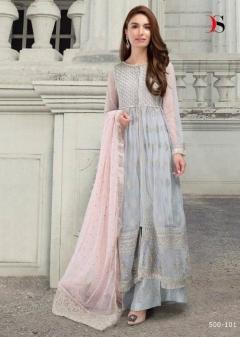 Deepsy Sana Safinaz Embroidered