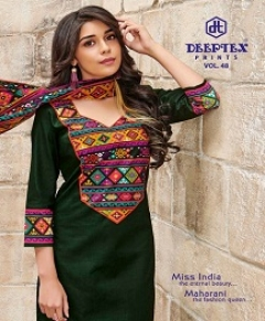 Deeptex Miss India 48