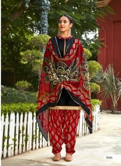 Sweety presents Rajjo vol 53 Designer Dress Material