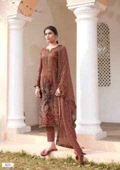 Karma presents Lamhaa vol 2 Designer Dress Material