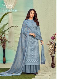 Harshit presents Summer Sense Designer Dress Material