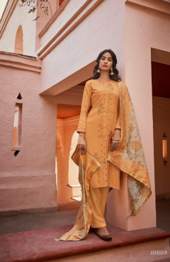 Deepsy presents Aashi Pure Masleen Designer Dress Material Collection