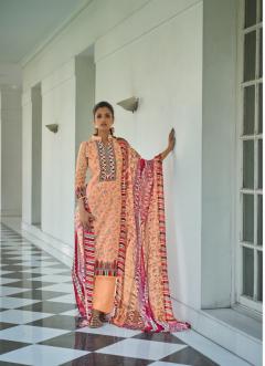 Belliza Launching Falak Designer Dress Material