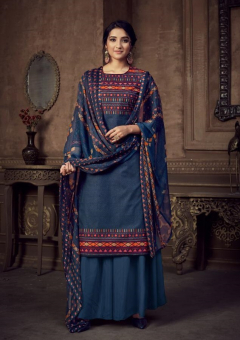 Zulfat Summer Style Exclusive pure cotton dress material online