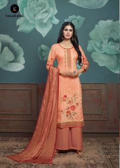 Kalarang Krisha Festive Wear Designer Dress Images