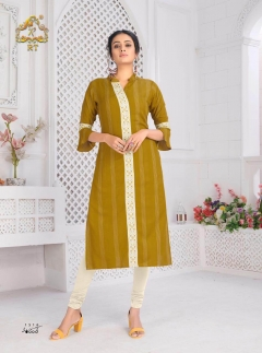 RT presents Antra  vol 3 Casual Wear Kurti Collection