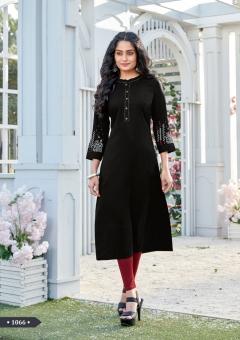 Mittoo presents  Fentastic vol 4 Fancy Ethnic wear Designer Kurti Collection