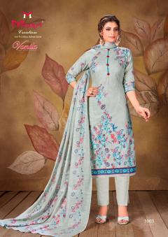 Mishri Presents Vanila Casual Wear Printed Cotton Long Dress