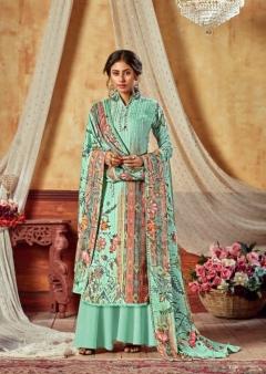 :Levisha presents  Kohinoor vol 2 Dress Materials Collection