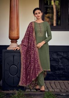 Deepsy presents Merci Ethnic Wear Dress Material