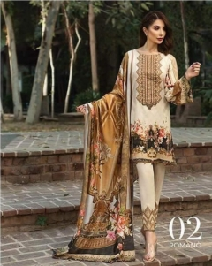 Iris Lawn Collection