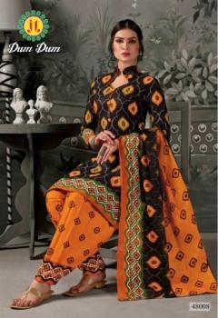 JT  present DumDum vol 48 Printed Cotton Dress Material catalogue