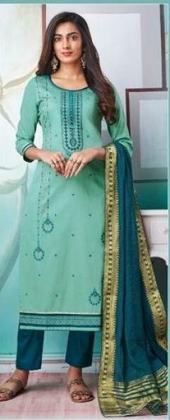 Kalarang  Present Amrut Vol 2 Pure Jam Silk Cotton Dress Material Collection