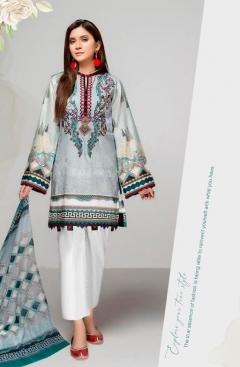 Shraddha presents Vintage vol 4 Karachi Dress Materials Collection