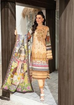 Deepsy presents Elan vol 13  Karachi Dress Materials Collection