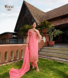 Kritika by  Fiona  Georgette  Salwar Suits collection