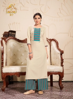 Rt presents Plazzo Queen vol 10  Kurti With Bottom Collection
