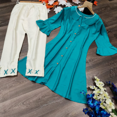 Fc Summer Collection  Kurti With Pants Latest Price