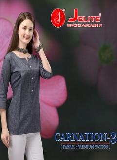 Jelite presents  Carnation vol 3 Fancy  Ladies Top Collection