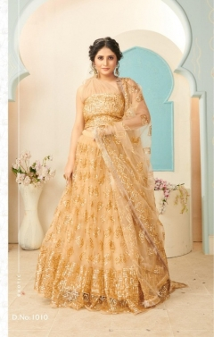 Fc Presents Glamour 1010  Sequin Lehenga Choli collection