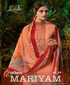 Mariyam By Levisha Pure Cotton Digital Printed Dress Material Catalogue
