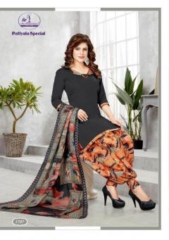 Miss World present Patiyala Special vol 17 Ready Made Cotton Dress catalogue