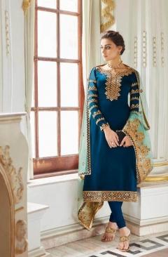 Mor Bagh By Aashirwad Designer Salwar Suit Collection