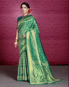 Okhai Silk Vol 1 By Ynf Designer Art Silk Saree Collection