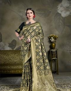 Omnah Vol 7 By Ynf Designer Art Silk Saree Collection