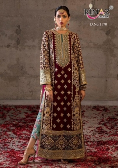 Rinaz presents Block Buster Hits  vol 8 Pakistani Salwar Suits