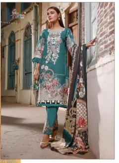 Shree  presents Firdous Exclusive Collectio vol 14 Pakistani Salwar Suits