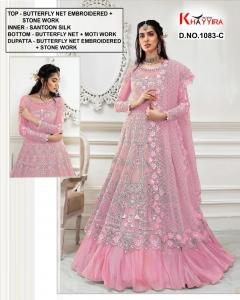 Khayyira  presents 1083 Series Pakistani Salwar Suits Collection