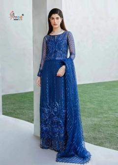 Shree   presents Rang Rasiya Embroidered Collection vol 2 Pakistani Salwar Suits