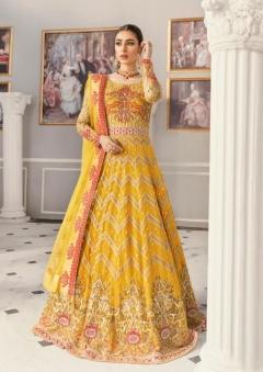 Shenyl presents  Gulbano vol 2 Designer Pakistani Suits Collection