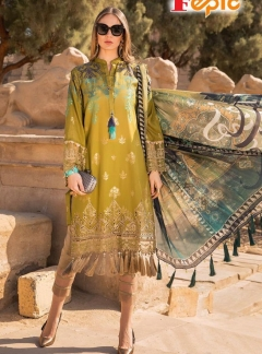 Fepic  presents Rosemeen Maria B  vol 2 Pakistani Salwar Suits