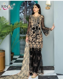 Rinaz presents  Mariyam's Gold  vol 8 Pakistani Salwar Suits Collection
