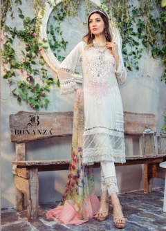 Bonanza  By Maria B Mprint Summer Collection  vol 21 Pakistani Salwar Suits