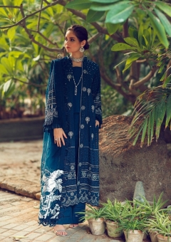 Shraddha presents Sana Safinaz vol 3 Pakistani Salwar Suits Collection