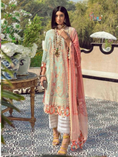 Shree Launching Sana Safinaz Premium Lawn Collection vol 3 Pakistani Salwar Suits