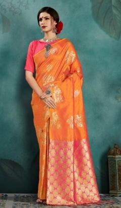 Pranpur By Ynf Wedding Wear Silk Sarees Collection