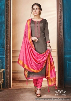Ramaiya By Zanzar Festival Wear Dress Material Collection.