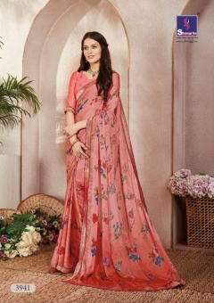 Ridhima Vol 2 By Shangrila Georgette Printed Sarees Catalogue