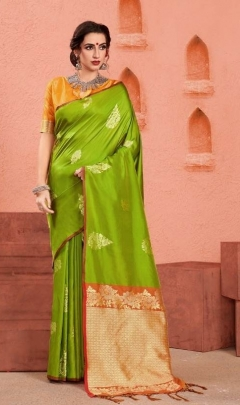 Roopkatha Vol 4 By Ynf Party Wear Silk Sarees Catalogue