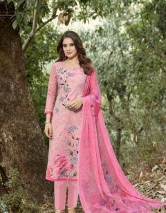 Sadhana Vol 25 By Sanskruti Cotton Designer Drees Material Collection